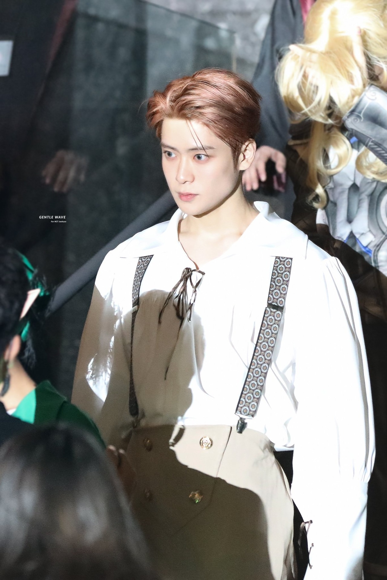 Nct's jaehyun and jungwoo as jack and rose.jpg. Jaehyun Halloween Tumblr Posts Tumbral Com