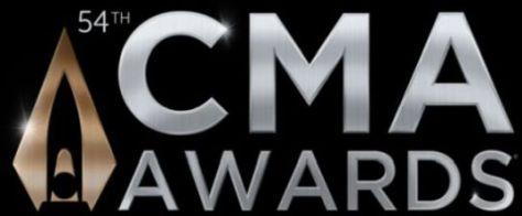 54th cma awards logo, country music association awards