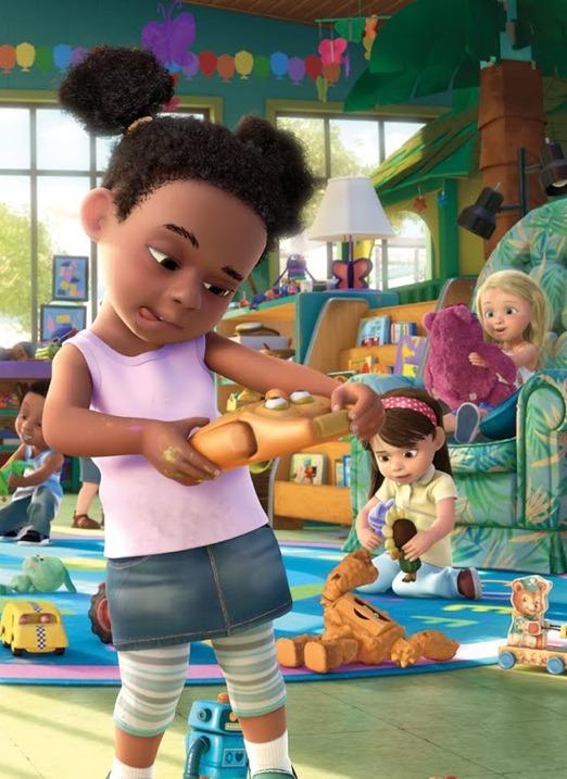 Toy Story 3 Sunnyside Daycare : story, sunnyside, daycare, Animated, Black, Sunnyside, Daycare, Scenes, Disney...