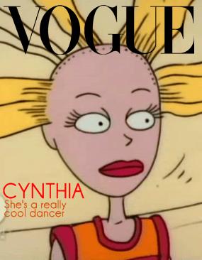 Cynthia You Re A Really Cool Dancer : cynthia, really, dancer