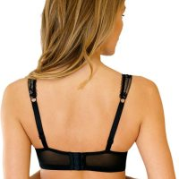 Womens Balconette Bra With Padded Straps. A comfortable balconette bra that gives great support, allows low tops to be worn, and leaves a small gap between your boobs that stops your cleavage getting sweaty. Recommend. Sun, 17 Jan 2021 19:12:43 +0400