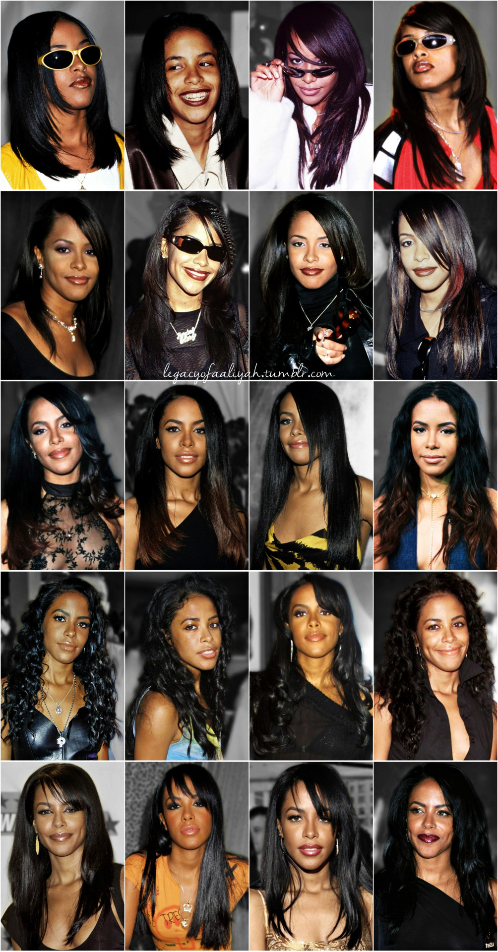 Aaliyah Hairstyle : aaliyah, hairstyle, Legacy, Aaliyah, Aaliyah's, Hairstyle, Always, Perfect.