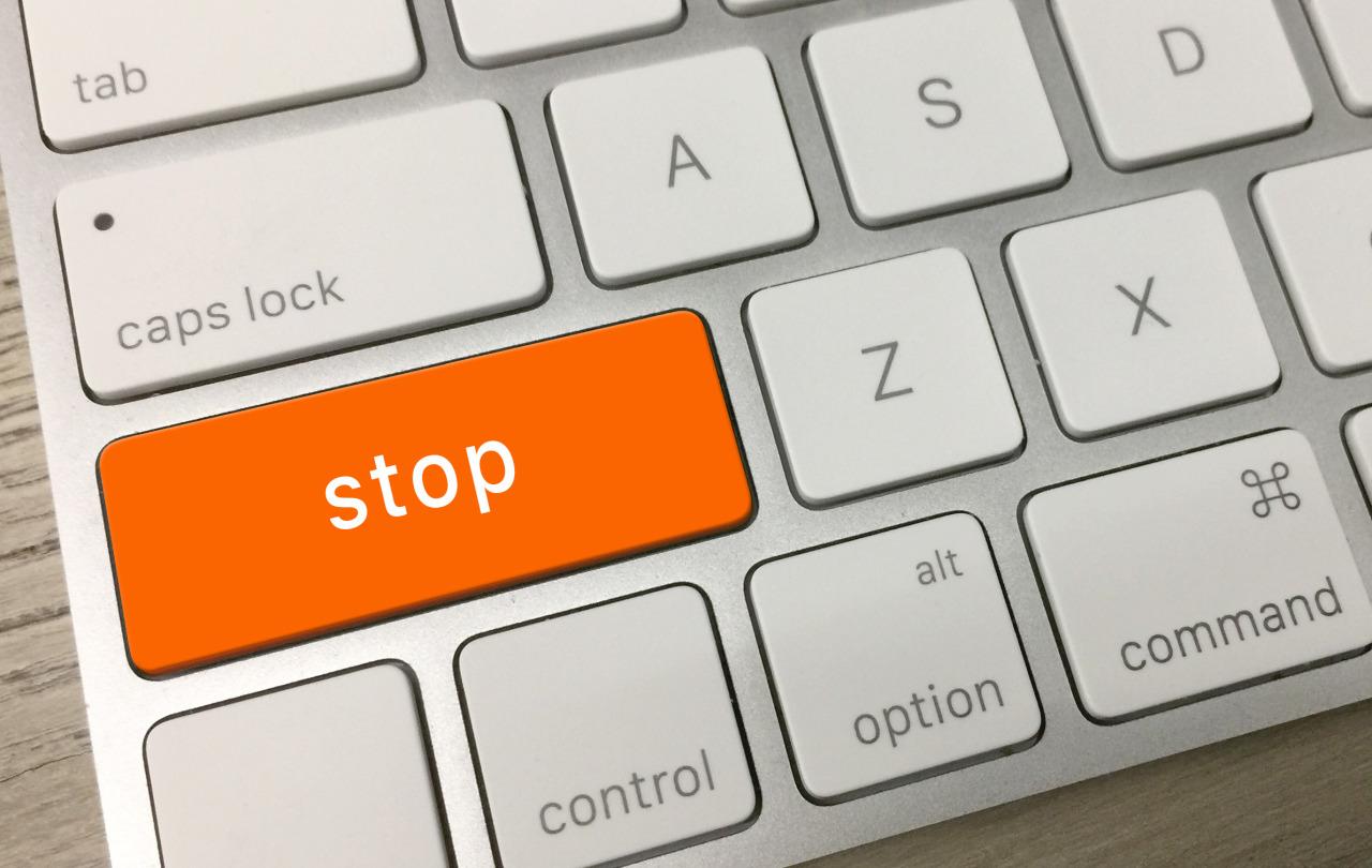 Yahoo拍賣直播教學 — 直播規範通知