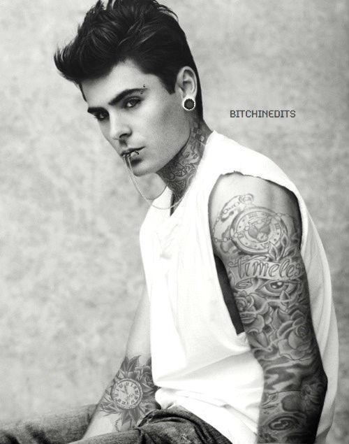 Zac Efron Tattoos : efron, tattoos, Bitchin', Edits, Efron
