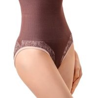 Womens Shapewear High Cut Shaping Control Briefs Rear And Tummy Body Shaper. MDshe's womens compression underw ear offers 360 degrees of firm compression and trimming action focused on the rear. MD's compression briefs will perfe ctly reshape your bottom giving you a smooth, sleek look under your clothes. These firm control briefs have an elastic a nd breathable fabric that adapts smoothly to your skin making you feel at ease when wearing these high cut control brief s in any situation. MD's tummy control briefs can be worn as; compression underwear for running, shaping briefs and un derwear compression shorts. Helping you look your best every day. Tue, 02 Feb 2021 04:48:36 +0400