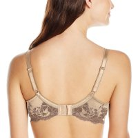 Women's Lace Affair Contour Bra. Lace affair contour bra with intricate cross-dye lace detail at center front  and back wing. It fits great and provides lots of support; it's the most comfortable bra I have so far. Tue, 24 Nov 20 20 14:24:43 +0400