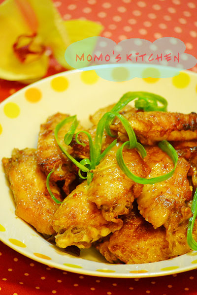 蒜香沙嗲雞翼 - Yahoo Food
