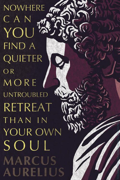Marcus Aurelius Quotes (Author of Meditations)