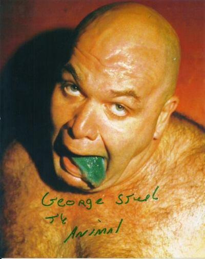 George The Animal Steele Gif : george, animal, steele, George, Animal, Steele, Tumblr