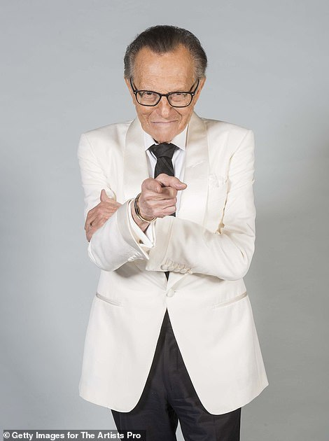 Larry King, the celebrated television and radio host, has died at the age of 87, weeks after battling COVID-19. King's production company announced his death in a statement on Saturday. 'With profound sadness, Ora Media announces the death of our...