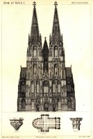 European Architecture — Kolner Dom / Cologne Cathedral ...