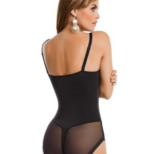 A streamlined silhouette has never been easier to achieve. This control bodysuit slims your entire... , Wed, 09 Sep 2020 04:48:31 +0100