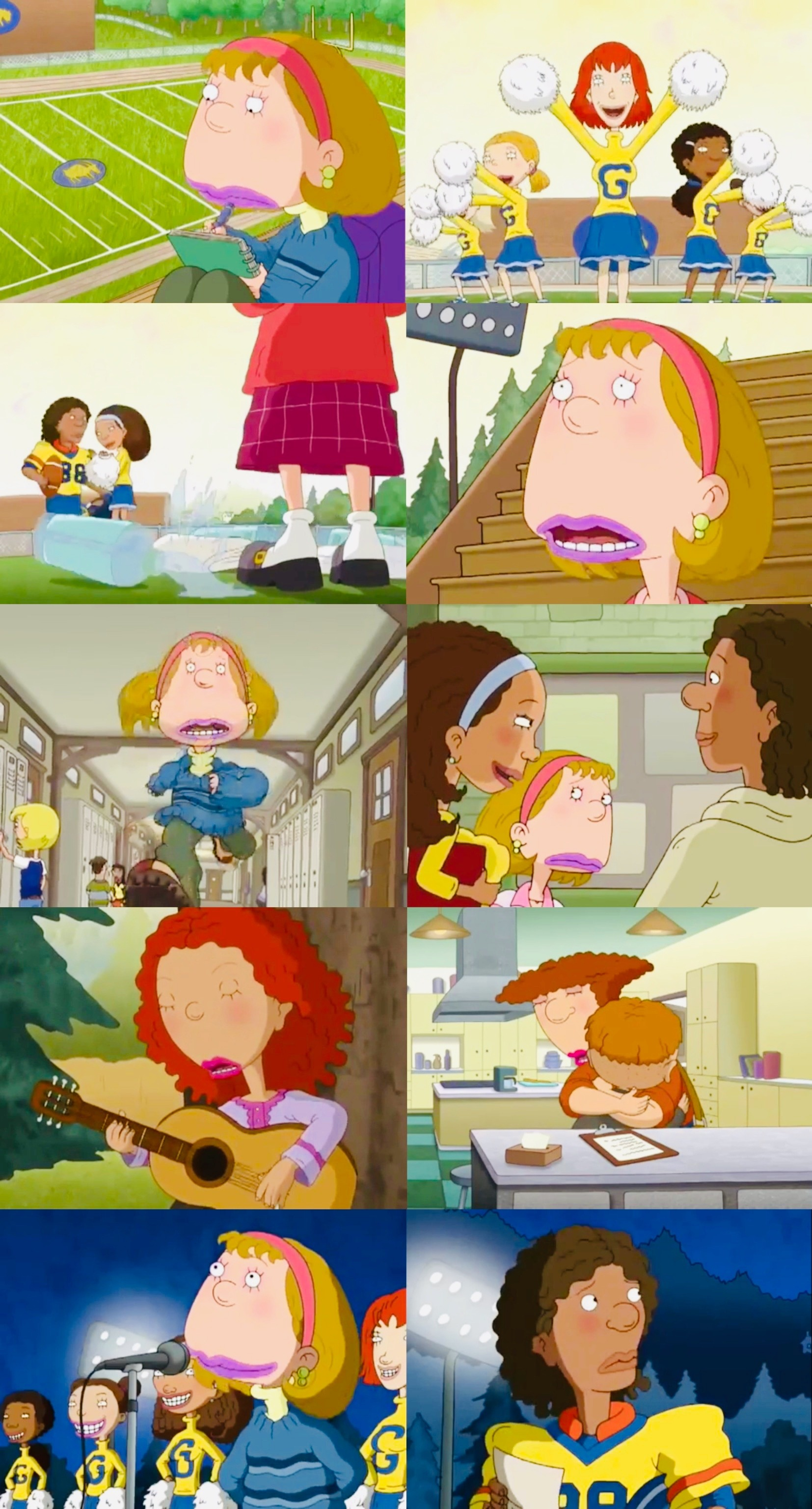 Macy Gray As Told By Ginger : ginger, Ginger, Foutley, Explore, Tumblr, Posts, Blogs, Tumgir