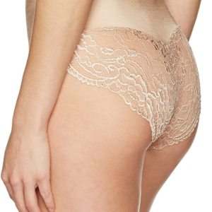 Women's Microfiber and Lace Tummy Control Brief Panties Shapewear. Floral lace briefs with... , Fri, 07 Aug 20 20 14:24:52 +0100