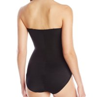 Heavenly Shapewear Women's Molded Cup Dot Bodysuit. This polka dot jacquard molded cup bodysuit has adjustable /convertible shoulder straps with a hook and eye closure at the leg opening. Thu, 01 Apr 2021 19:12:33 +0400