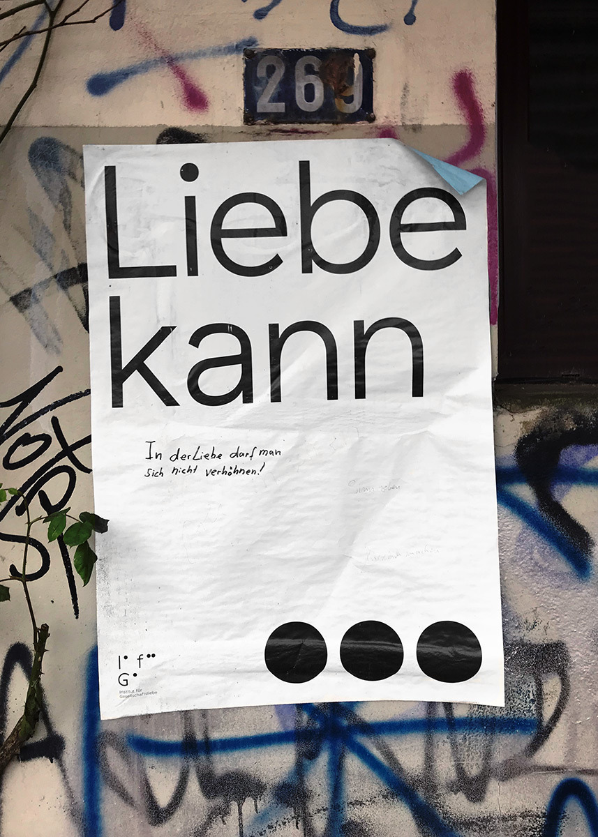 Poster In The City