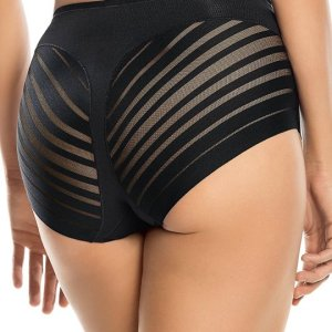 This classic panty is made of smooth stretch fabric in the front with an advanced lace with... , Sat, 03 Jul 2021 04:48:57 +0100