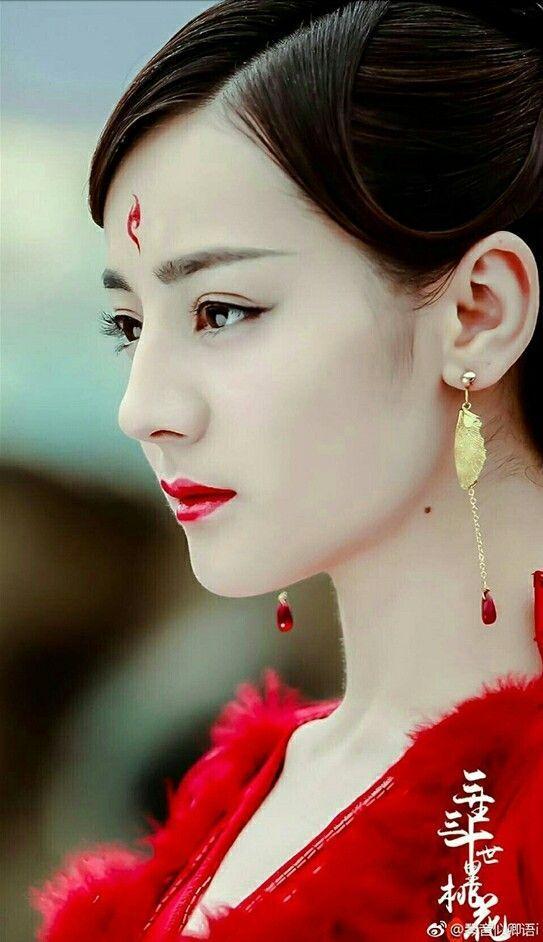 World Ethnic & Cultural Beauties — Dilraba Dilmurat 迪麗熱巴 Di Li Re Ba - a Uyghur...