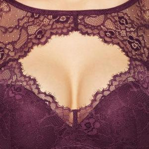 Women's Standard Mesh Bralette with Eyelash Lace Overlay. So, full disclosure: I can't actually... , Wed, 29  Sep 2021 06:01:55 +0100