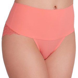 SPANX Women's Undie-tectable Lace Cheeky Briefs. These cheeky SPANX briefs have an extra-wide... , Fri, 22 Jan  2021 04:48:30 +0000