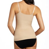 Women's Comfortshape Seamless Camisole. love this camisole its like a glove and it doesn't cut off my circul ation and I can breathe normally lol. It can be worn as a tank top or a slip for a dress well a slim fit dress so it doe sn't ride up. It also gives me extra support for my back and breast so I would recommend it. Also its a little uncomfo rtable to put on but once on properly it felt normal. Wed, 26 Aug 2020 14:24:45 +0400