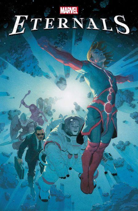 comic book covers, marvel comics, marvel entertainment, eternals