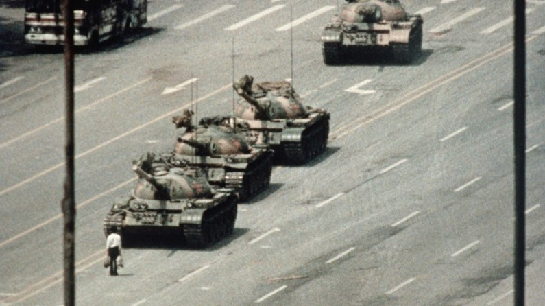 """SAVE THIS TANK MAN IMAGE WHILE YOU CAN! DON'T BING IT Bing, the search engine owned by Microsoft, is not displaying image results for a search for """"Tank man,"""" even when searching from the United States. The apparent censorship comes on the..."""