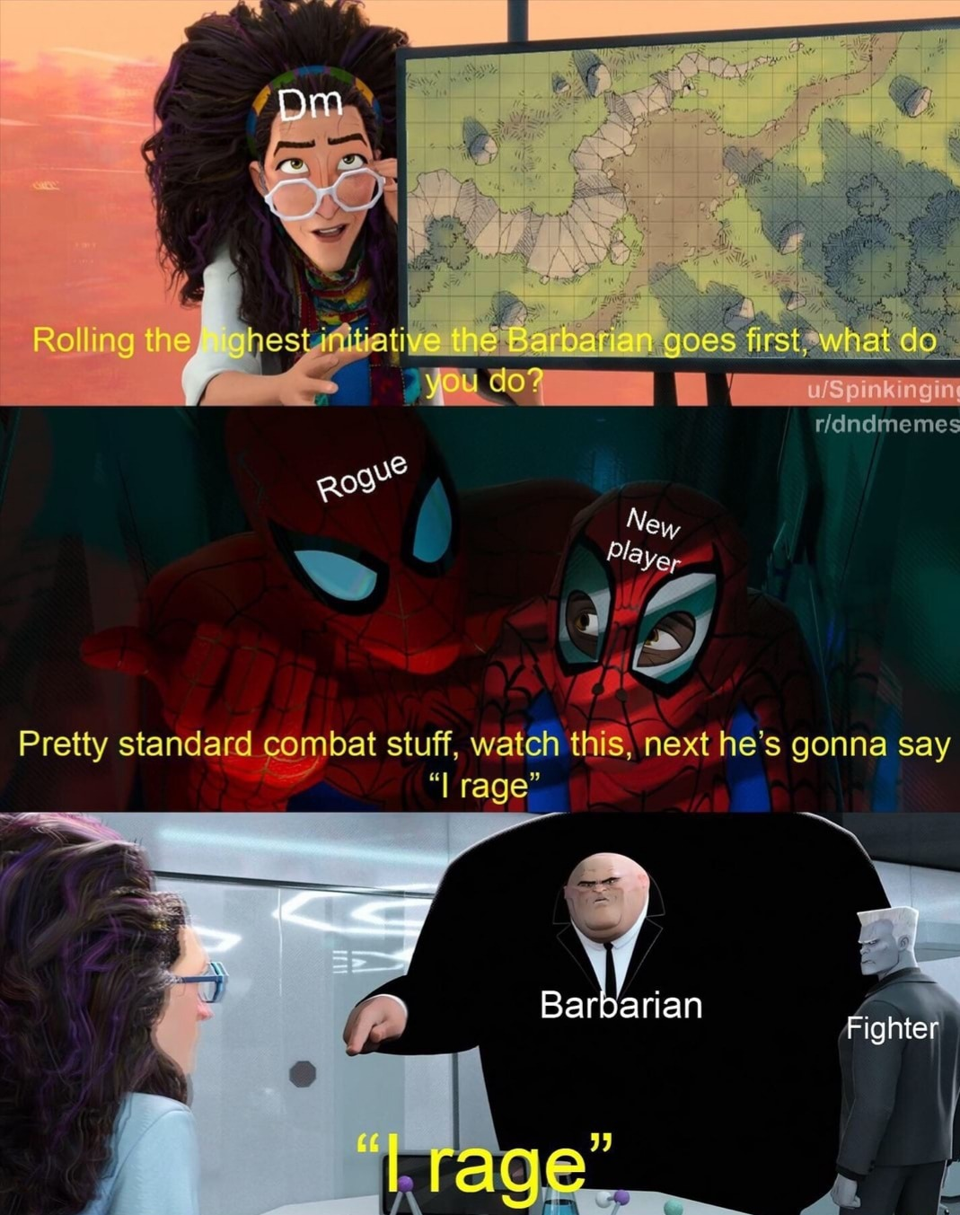 Rogue Dnd Memes : rogue, memes, Memes