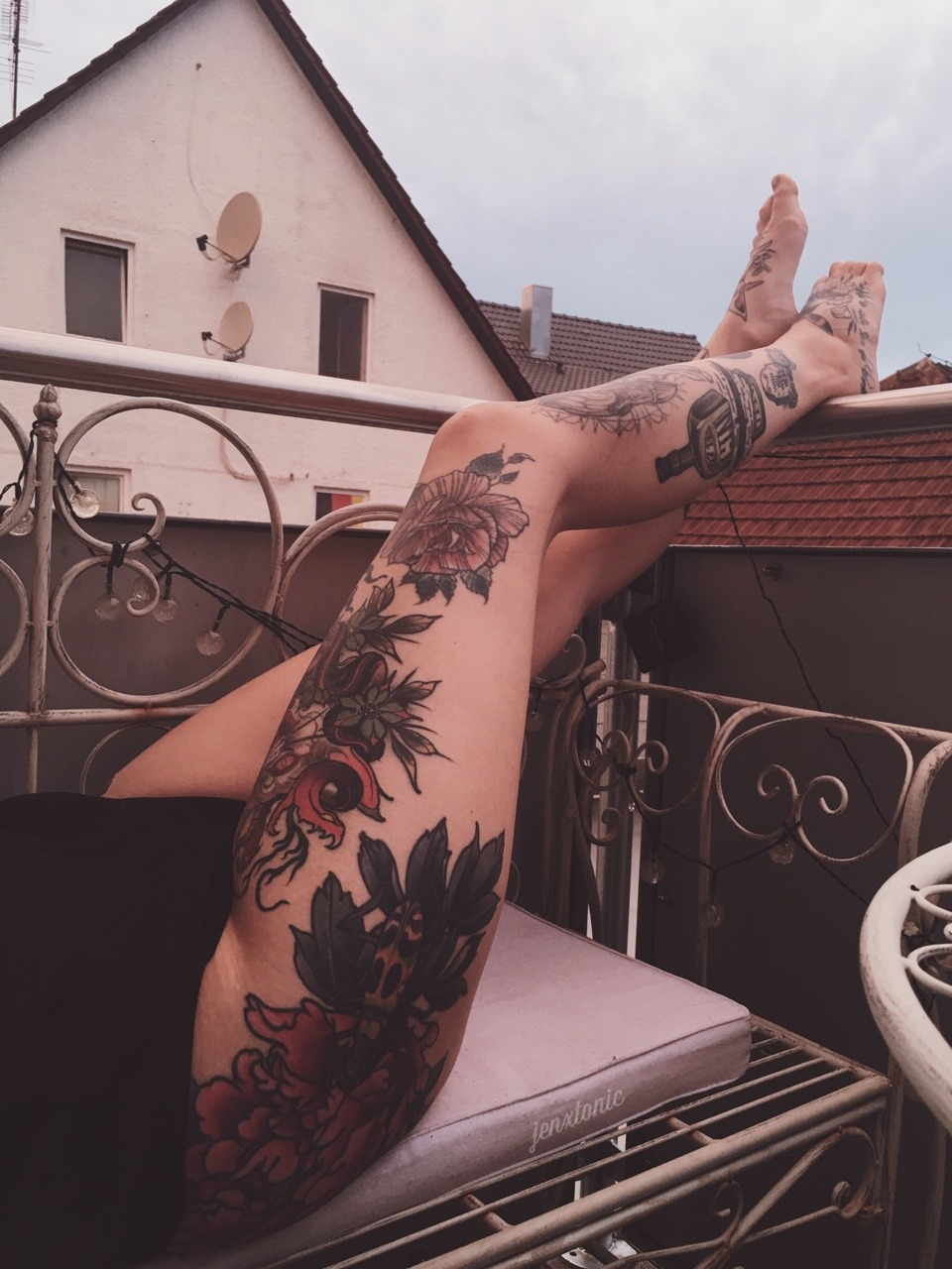 Thigh Tattoo Tumblr : thigh, tattoo, tumblr, Thigh, Tattoos