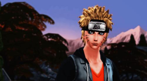 sasuke the sims 4 | Tumblr