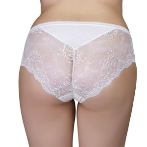Women's Sexy Lace Back Briefs Panties. Cute and comfortable medium size closer to a six then an... , Fri, 04 S ep 2020 14:24:40 +0100