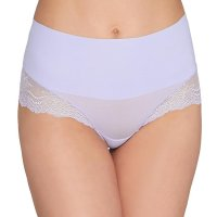 Women's UndieTectable Lace High Hipster Briefs. These are my new favorite undies, and I'm very picky about u ndies! They're comfortable, pretty, invisible under clothing, and they provide a little bit of smoothing around the hi ps and belly. They stay put, too, so I never need to tug them down in the back. As a bonus, my husband admires them too.  Wed, 24 Feb 2021 14:24:45 +0400