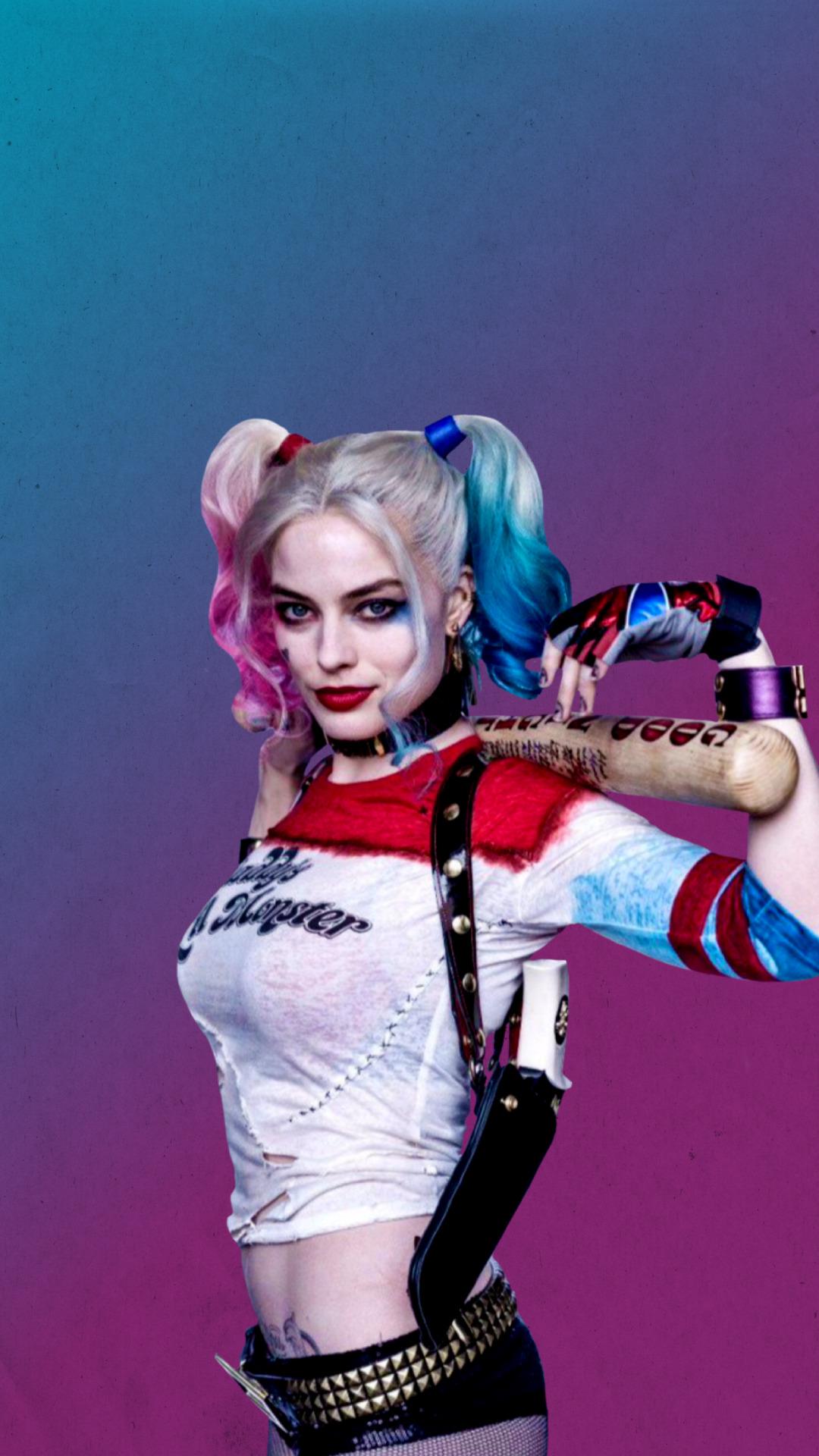 Harley Quinn Lockscreen : harley, quinn, lockscreen, Harley, Quinn, Lockscreen