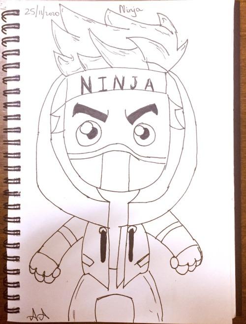 How To Draw Ninja Fortnite : ninja, fortnite, Theammazing, Explore, Tumblr, Posts, Blogs, Tumgir