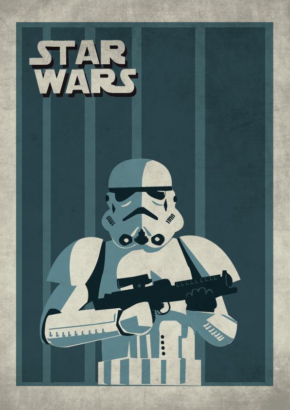 Stormtrooper Vector : stormtrooper, vector, GeeksNGamers, Stormtrooper, Vector, Chris, Ellis