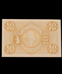 Grønland : 10 kroner 1953