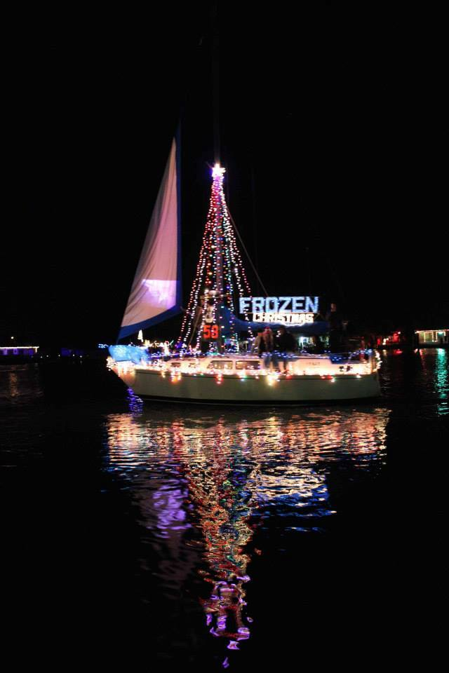 54th Annual Holiday Boat Parade