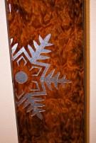 Custom silver leaf