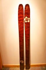 WhiteRoom Skis Wahini, custom skis, handmade skis