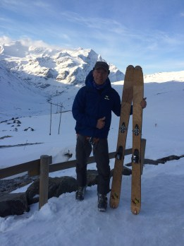 Stoked to have WRS represented in the Alps