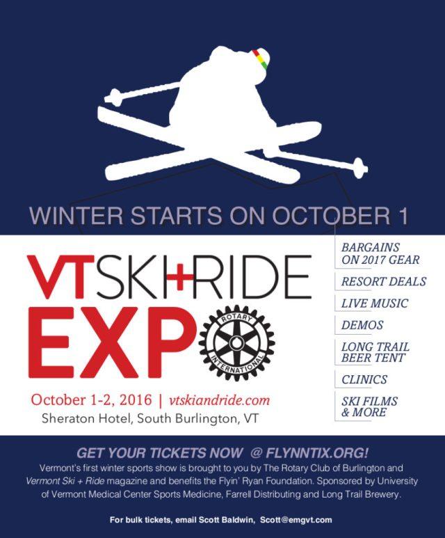 VT SKI+RIDE Expo
