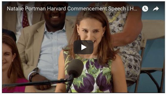 ユーモア溢れる世界が絶賛のハリウッド俳優や監督、コメディアンによる卒業英語スピーチ  8選