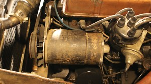 Generator To Alternator Conversion | Life with a 1964 Triumph Spitfire