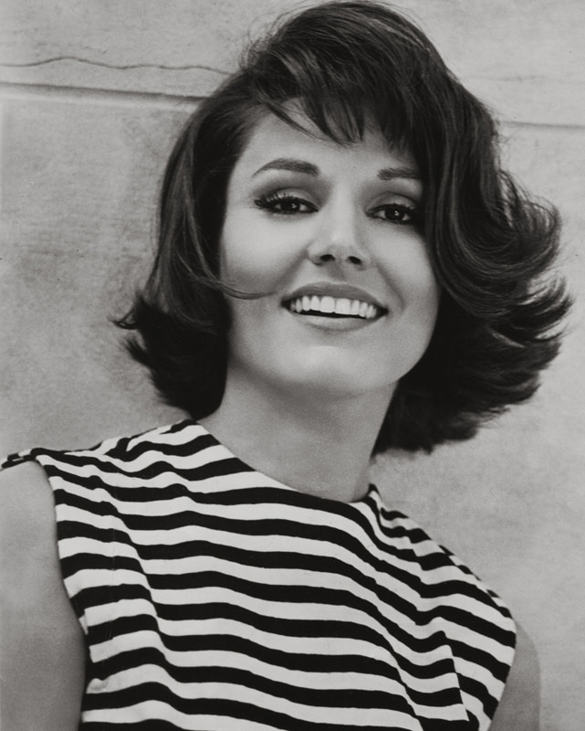 "mudwerks: "" Paula Prentiss, 1963 (by pictosh) """