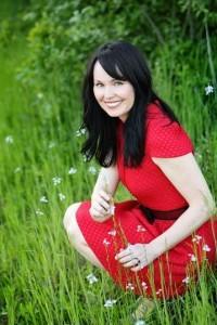 Author pic- Gena Showalter
