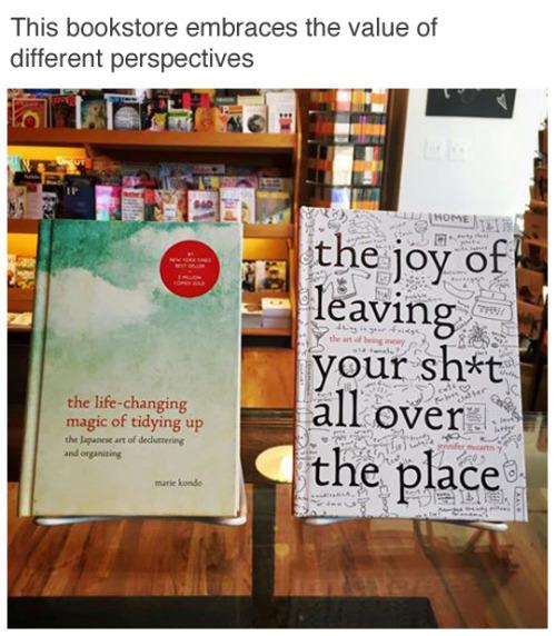Photo by Literati Bookstore in Ann Arbor, Michigan.