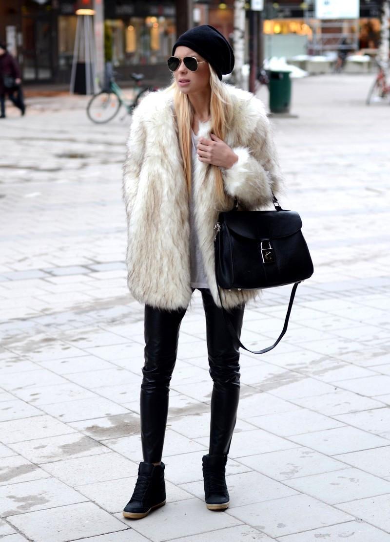 Image result for fur coat tumblr