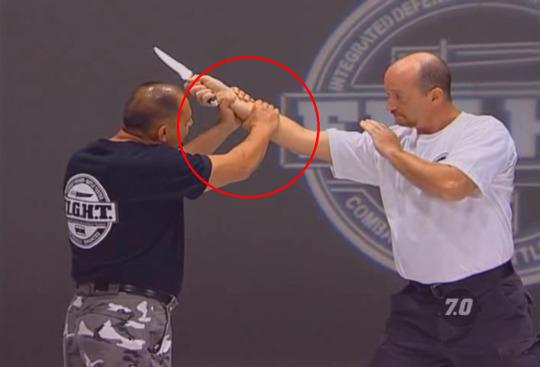 HaganaH Knife And Gun Defenses And Disarms by mike lee kanarek