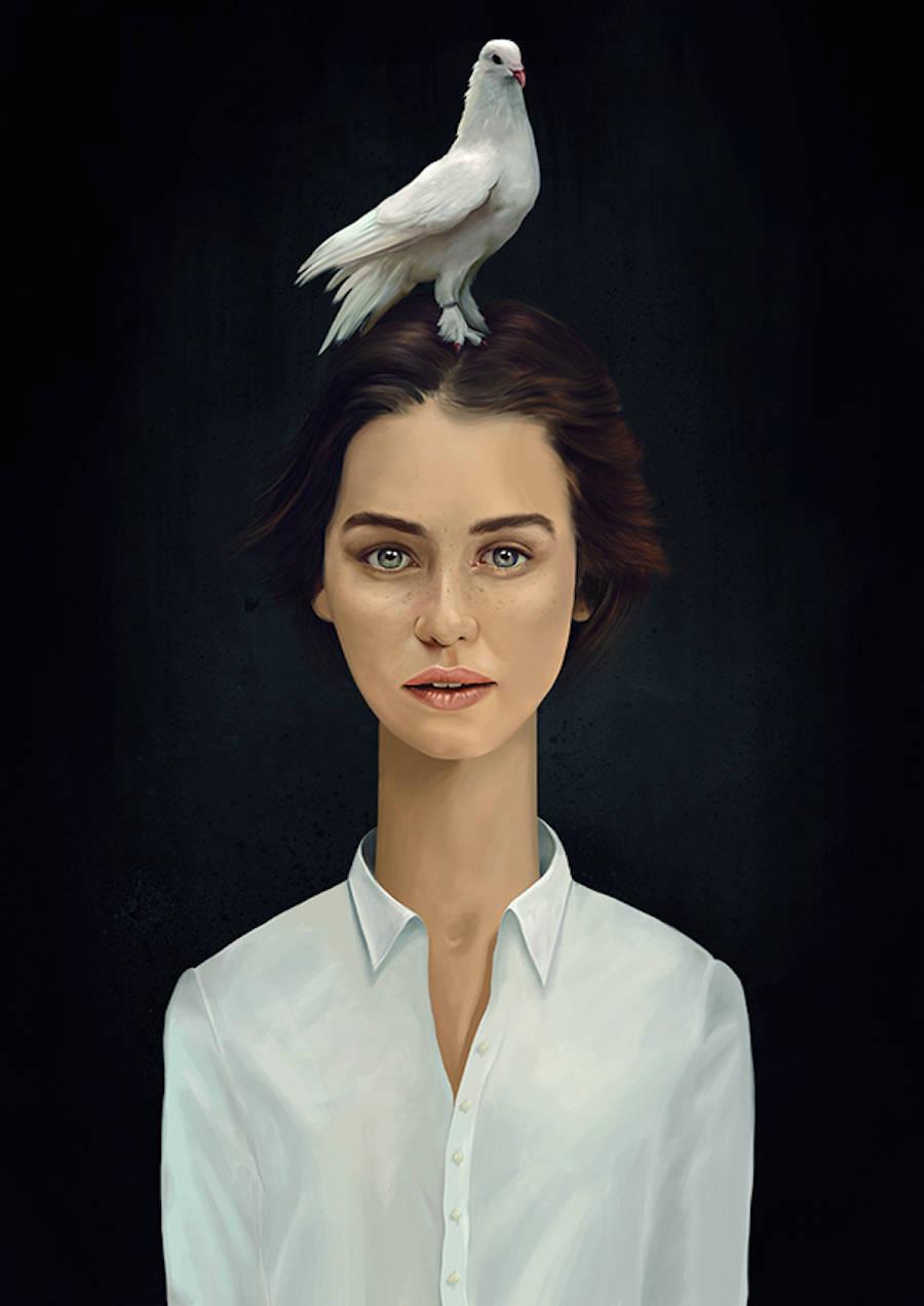 Αποτέλεσμα εικόνας για Krisztian Tejfel Paintings