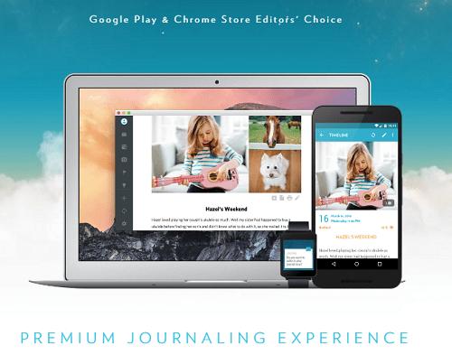 Journey: The app